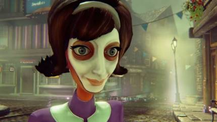 Hands-On With The Creepy, Drug-Fueled We Happy Few