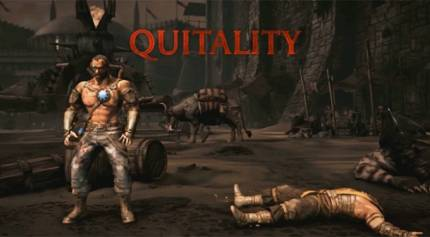 The Quitality Fatality Will Punish Online Quitters With Beheading