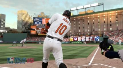 The Past & Present In MLB 15: The Show