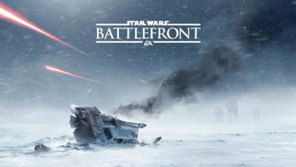 An Brief, Icy Look At Star Wars Battlefront's Hoth