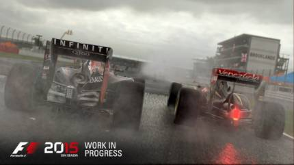 F1 2015 To Debut On New-Gen Consoles This Summer