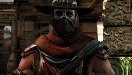 NetherRealm Fires Off Mortal Kombat X Erron Black Character Trailer