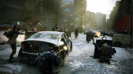 We Discuss The Division's Contagious Gameplay And Open-World Depth