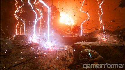 Details On Epic's Abandoned Vision For Gears Of War 4