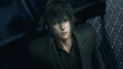 Where is Final Fantasy XV?