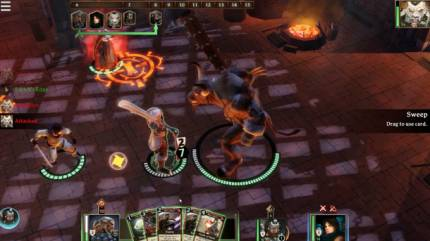 Labyrinth Is Magic: The Gathering Meets Final Fantasy Tactics And It's Playable Now