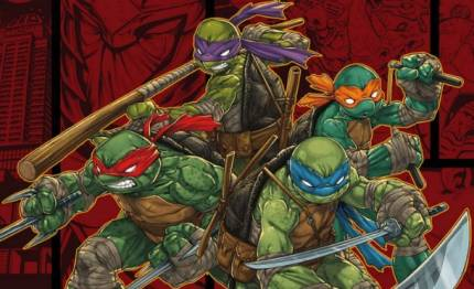 TMNT: Mutants In Manhattan Releases Next Week
