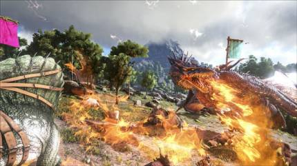 ARK: Survival Of The Fittest Puts Hunger Games-Like Twist On Dino Survival