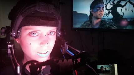 Watch How Hellblade Developers Created Senua To Be Incredibly Life-Like