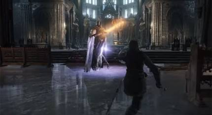Latest Dark Souls III Trailer Offers A Glimpse Of Your Next Nightmare
