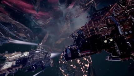 Battlefleet Gothic: Armada's Orks Enter The Beta, Release Date Set For April