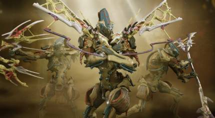 Sands of Inaros Update Released for Warframe on PC