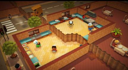 Indie-Ana Co-Op and the Overcooked Interview