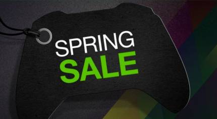 Loads Of Co-op Discounts Available On Microsoft's Spring Sale