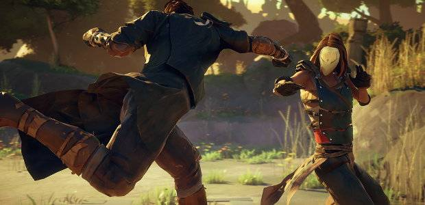 Absolver's multiplayer melee combat looks ace