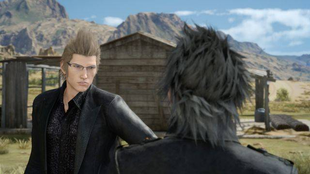 Final Fantasy 15's chapter tweak adds some political color