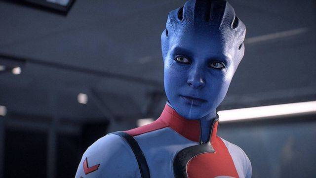 Mass Effect: Andromeda reveals that the all-female asari ... aren't