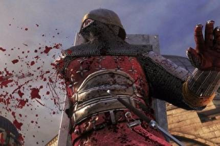 Chivalry: Medieval Warfare is free right now on Steam