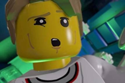 It looks like Lego City Undercover will fill a sizeable chunk of a Switch