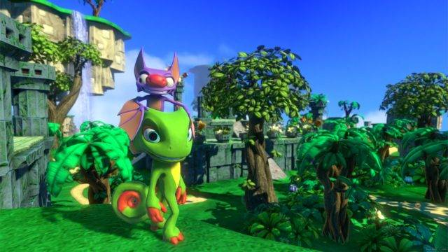 """YouTuber """"JonTron"""" Removed From Yooka-Laylee"""