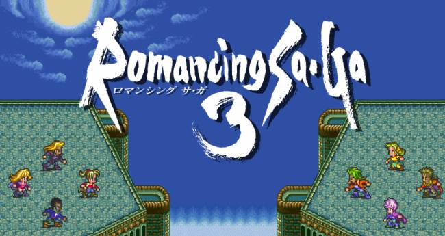 Romancing SaGa 3 Getting a Remastered Release on PlayStation Vita and Smartphones