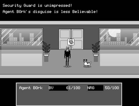 Become A Super Cool Secret Agent Dog With Agent B0rk