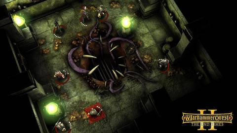 Friends And Foes Unite In Upcoming Strategy Game Warhammer Quest 2