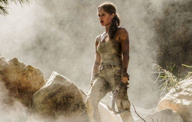 This is what your new Lara Croft looks like