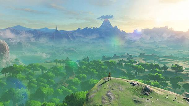 Spoiler-Free Tips For Starting The Legend Of Zelda: The Breath Of The Wild