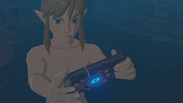 The First 50 Minutes Of The Legend Of Zelda: Breath Of The Wild On Wii U