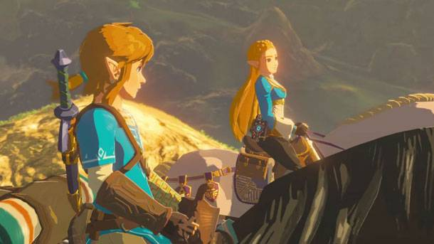 Here Are The Hidden Locations Of Zelda: Breath Of The Wild's Story Moments