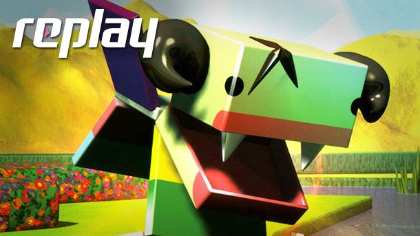 Replay – Cubivore: Survival Of The Fittest