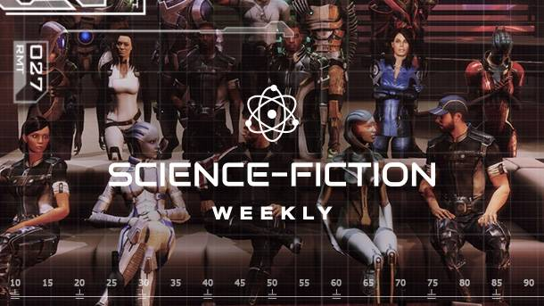 Science-Fiction Weekly – The Best And Worst Of Mass Effect's Companions