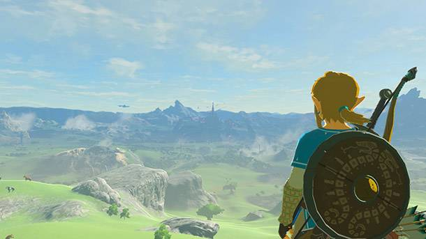 How 45 Minutes With The Legend Of Zelda: Breath Of The Wild Convinced Me To Buy A Switch