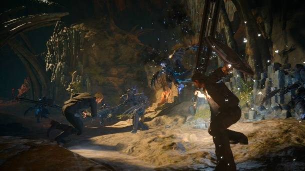 Hands-On With Final Fantasy XV: Episode Gladiolus