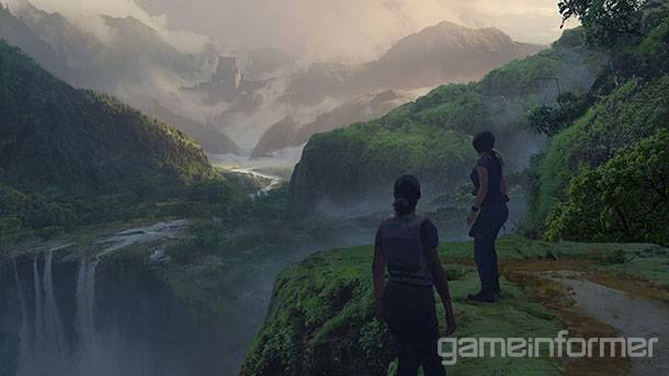 Uncharted: The Lost Legacy Exclusive Concept Art Gallery