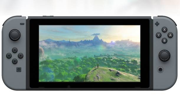 Three Troubling Days With Nintendo Switch