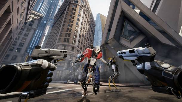 Opinion: Robo Recall Captures Virtual Reality Gaming's Triumphs And Failures