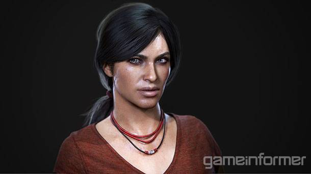 The Evolution Of Chloe's Design For Uncharted: The Lost Legacy