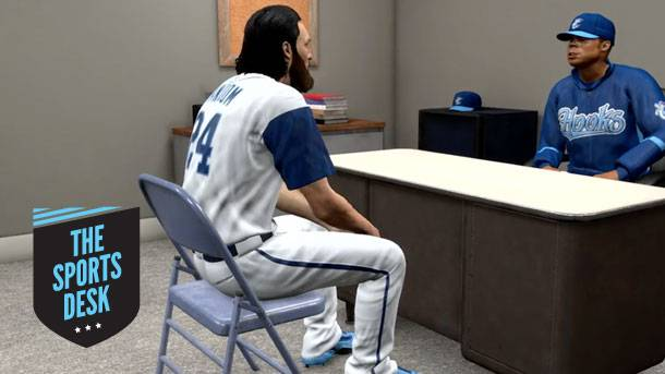 The Sports Desk – The MLB The Show 17 Road To The Show Rundown