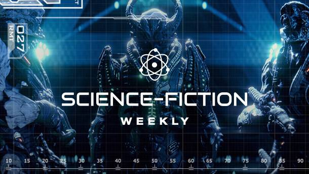Science-Fiction Weekly – Mass Effect Andromeda, Star Wars, Mystery Science Theater 3000