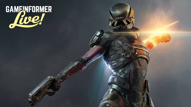 Watch Us Play Six Hours Of Mass Effect: Andromeda