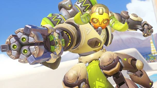 Tank Tech: Impressions Of Overwatch's Orisa