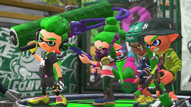 Four Things To Know About Splatoon 2