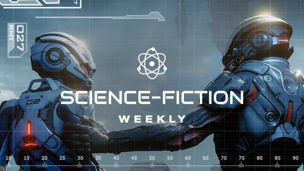 Science-Fiction Weekly – Your Take On Mass Effect Andromeda