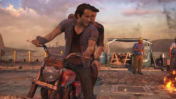 Naughty Dog's Six Favorite Moments From Uncharted 4: A Thief's End