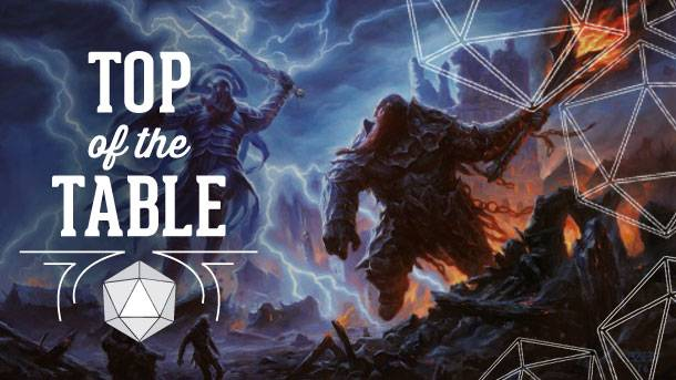Top Of The Table – Assault Of The Giants