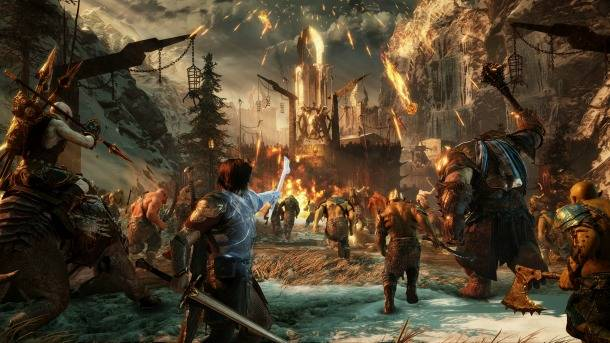 Six Big Takeaways From Seeing Shadow of Mordor's Sequel In Action