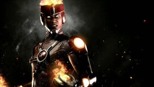 Firestorm Bringing The Heat To Injustice 2 Roster