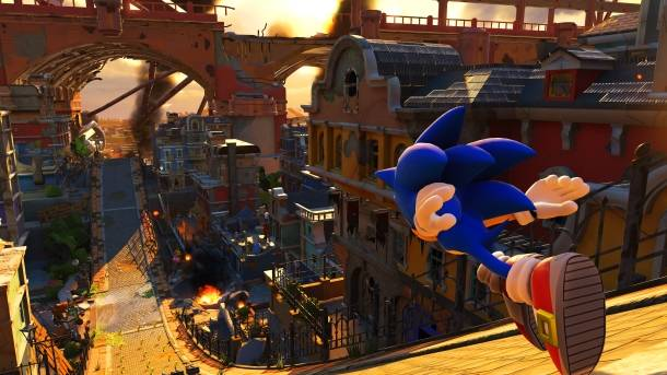 A Longer Look At Modern Sonic